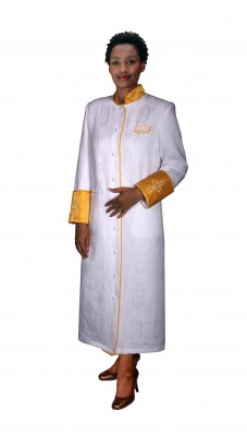 Choir Robes-RR9501 - WHITE