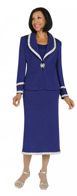 Church Suits-TD94003 - NAVY BLUE