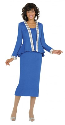 Church Suits-TD94023 - ROYAL